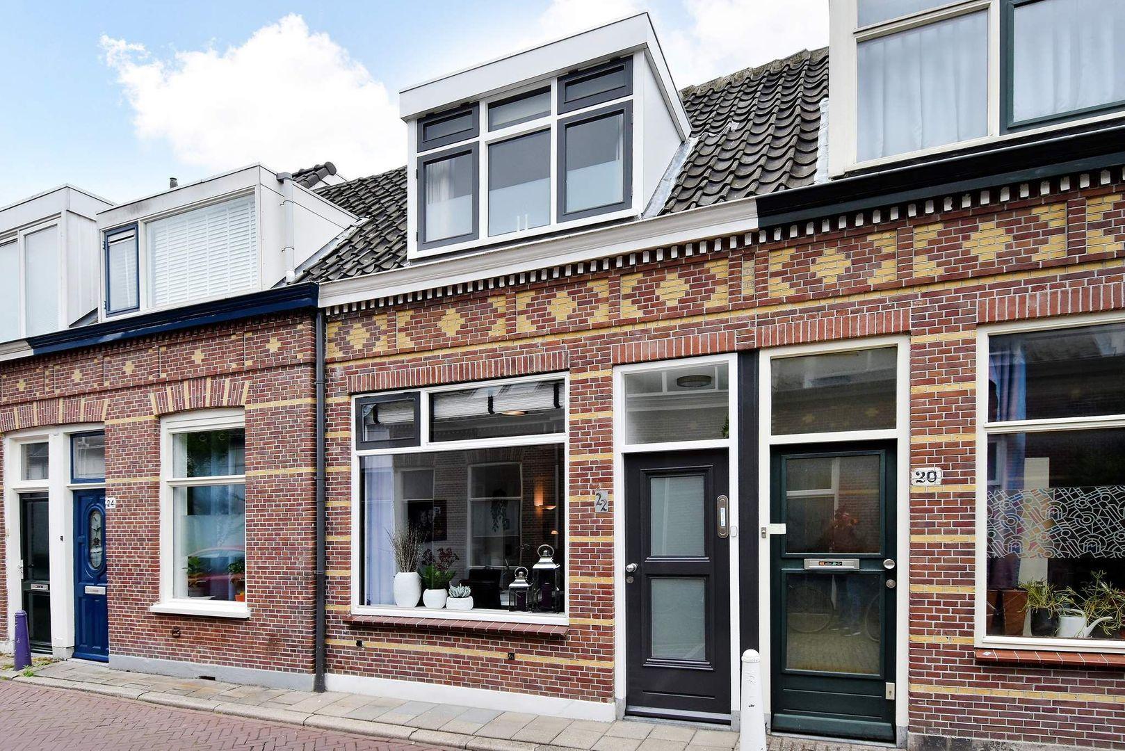 Eliza Dorusstraat 22, Delft foto-0