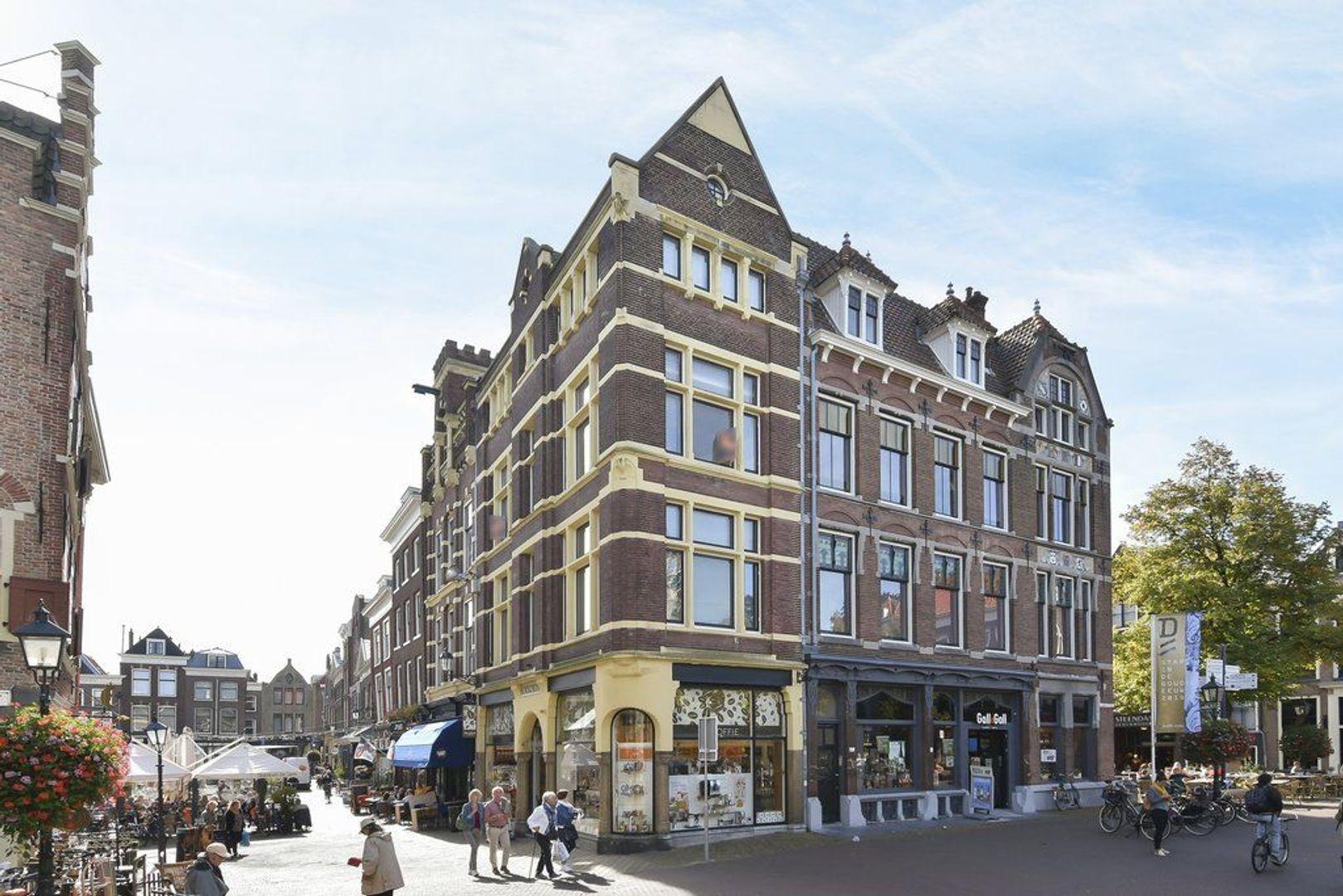 Markt 1 c, Delft foto-1