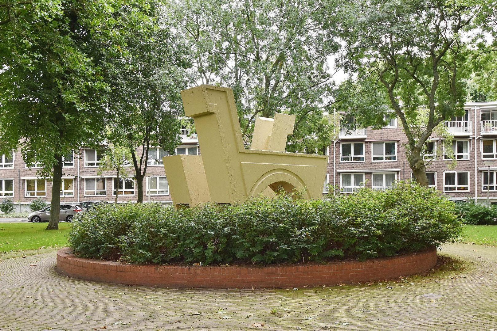Van Blommesteinstraat 12, Delft foto-26