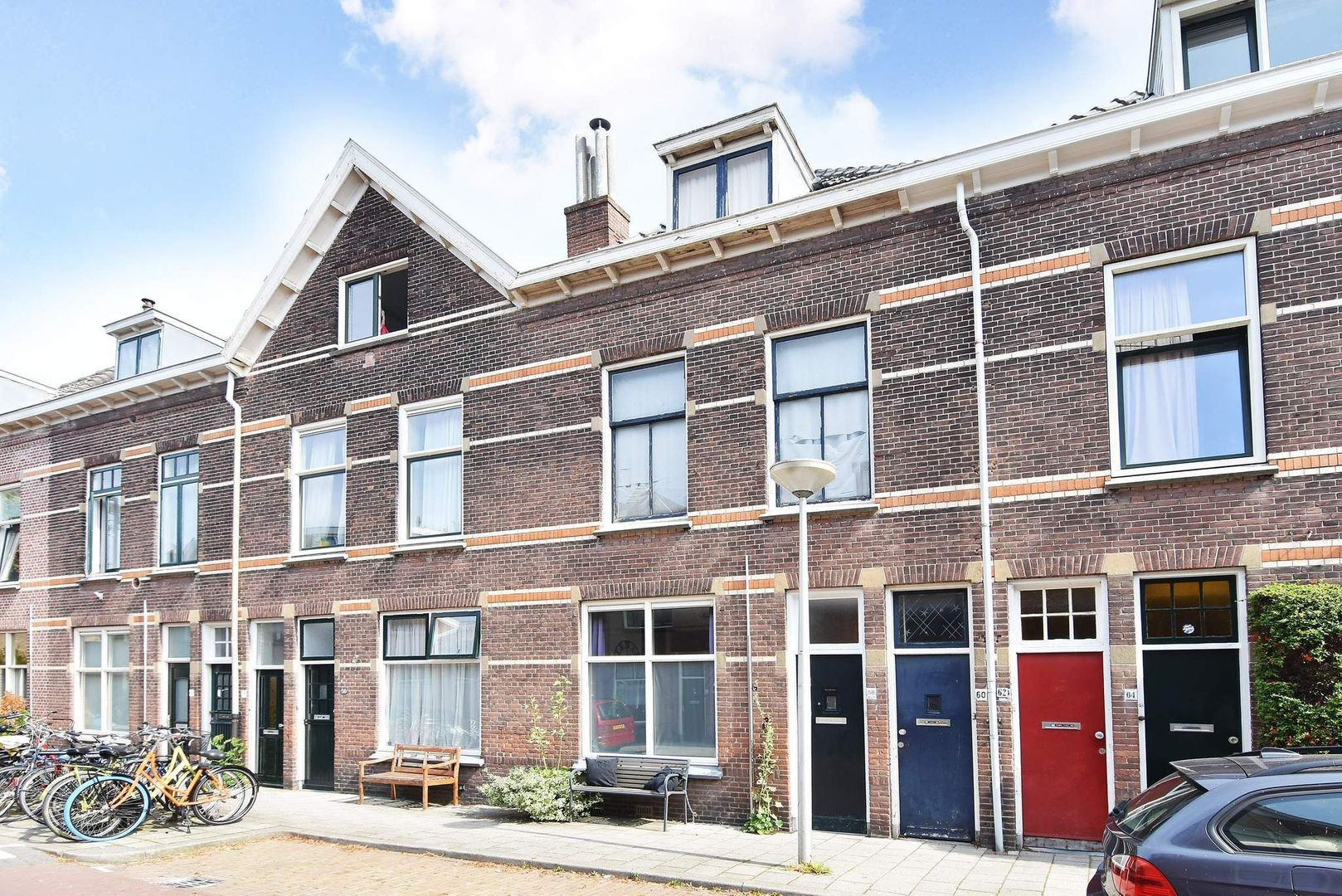 Prins Mauritsstraat 58, Delft foto-0