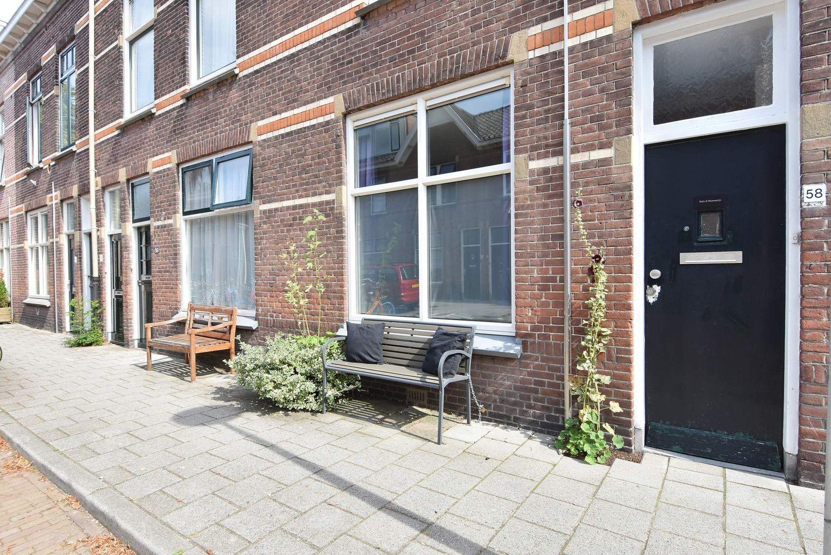 Prins Mauritsstraat 58, Delft foto-1