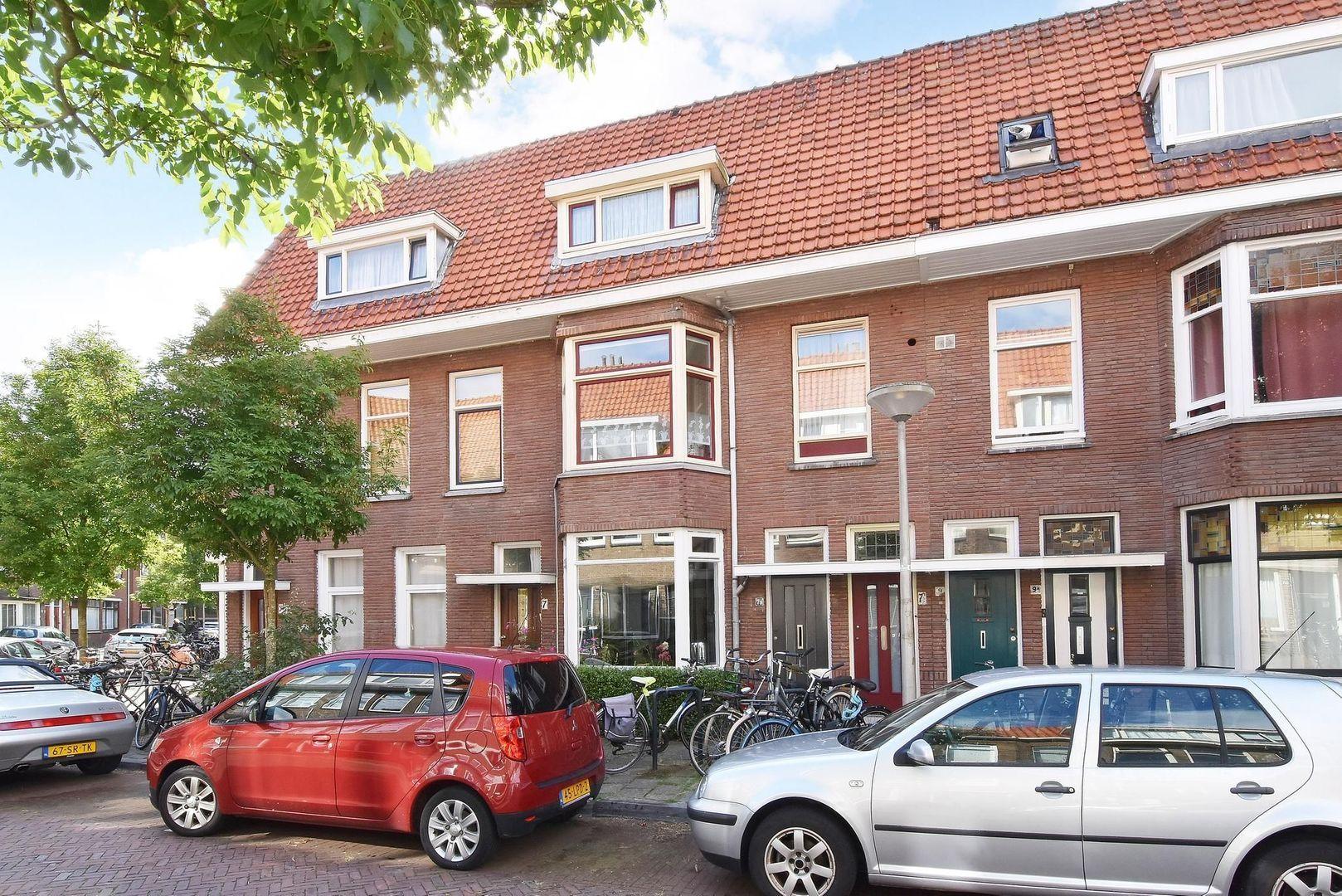 Caspar Fagelstraat 7 B, Delft foto-0