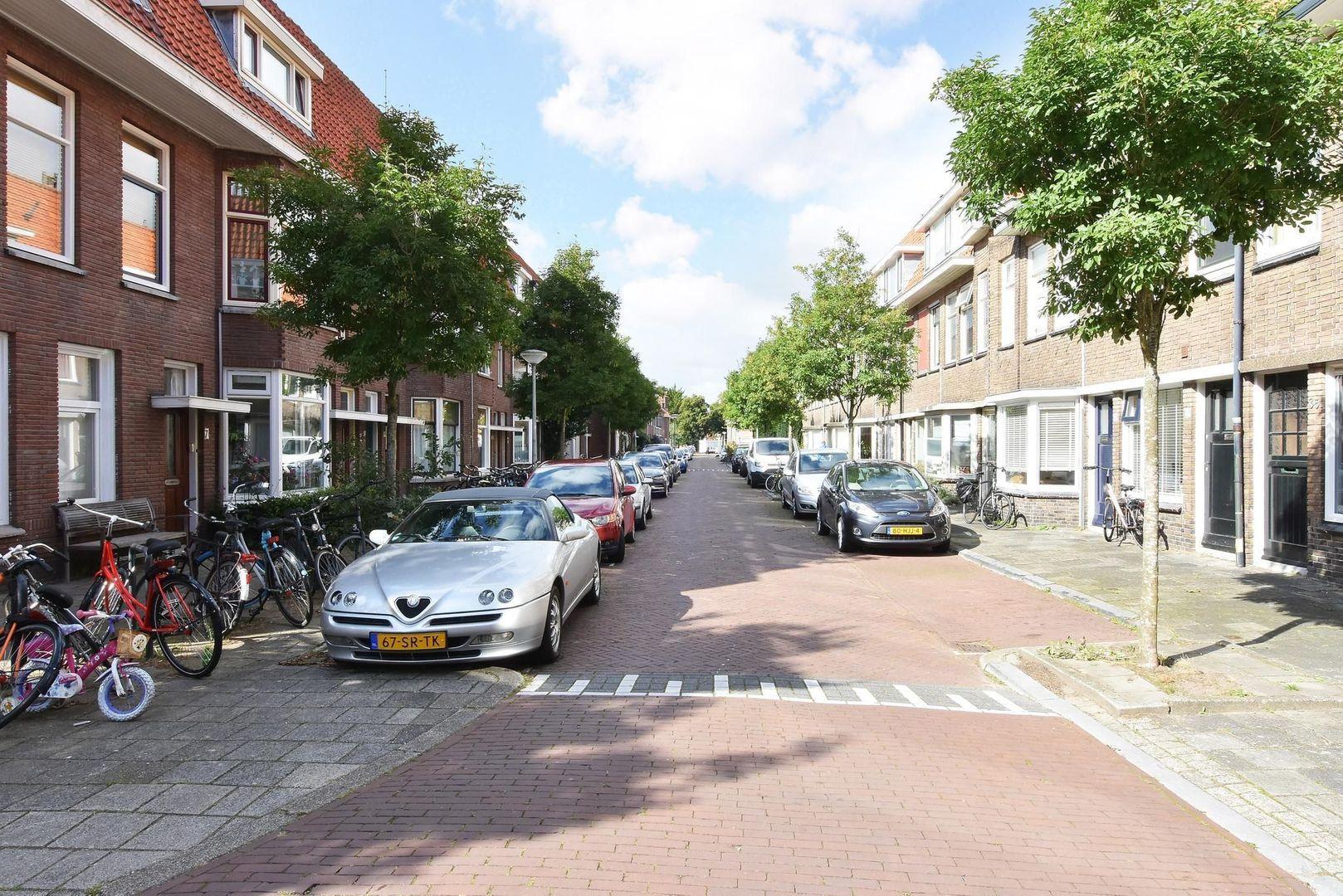 Caspar Fagelstraat 7 B, Delft foto-1
