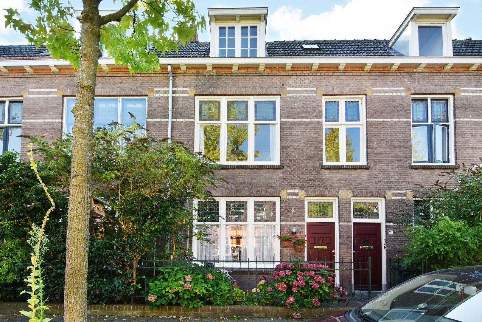 Willem de Zwijgerstraat 21, Delft foto-0