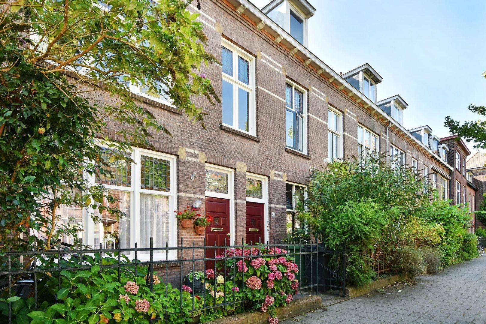 Willem de Zwijgerstraat 21, Delft foto-31