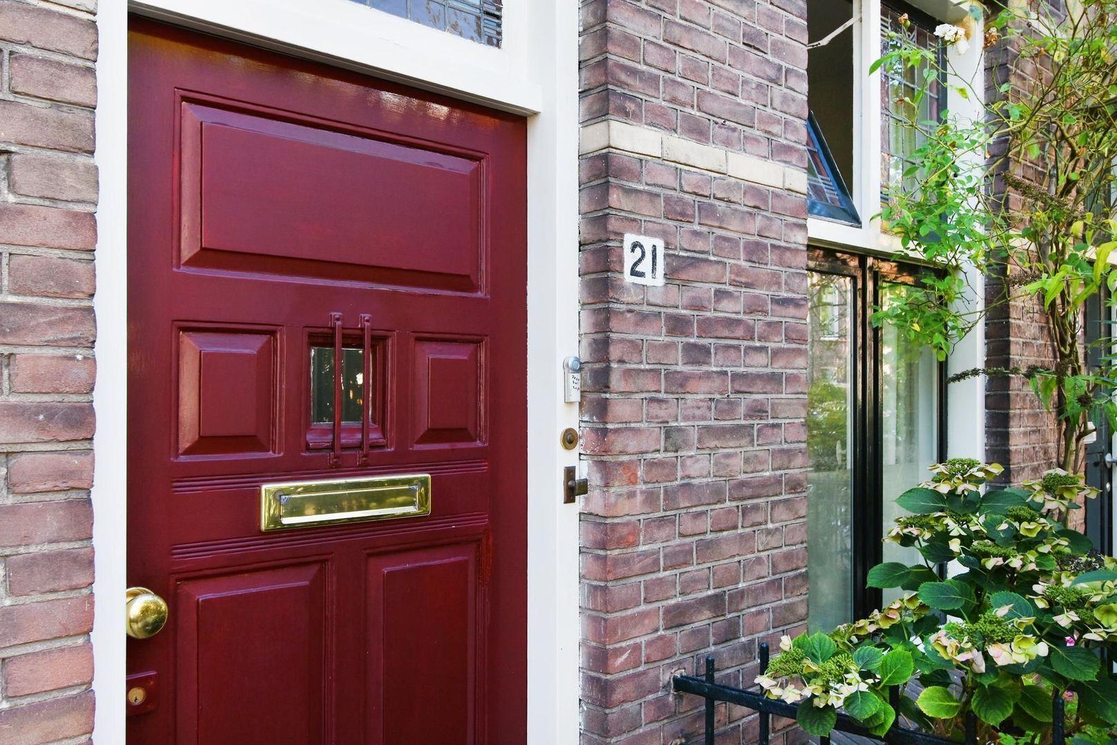 Willem de Zwijgerstraat 21, Delft foto-2