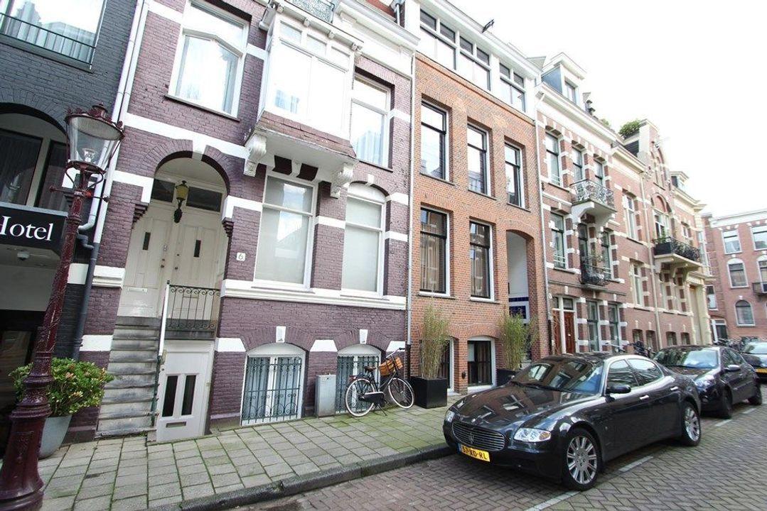 Korte van Eeghenstraat