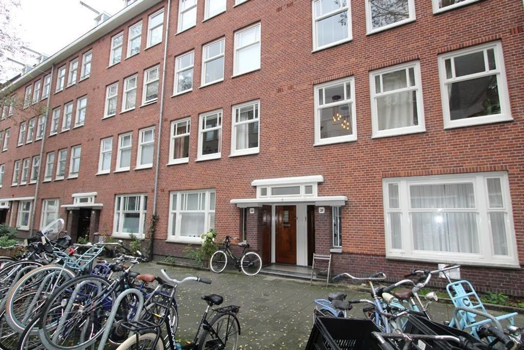 Gillis Van Ledenberchstraat, Amsterdam