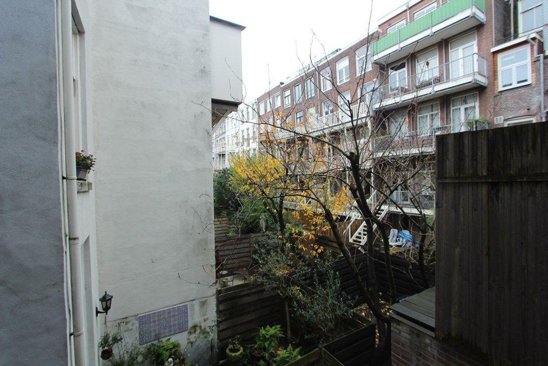 Korte Van Eeghenstraat, Amsterdam