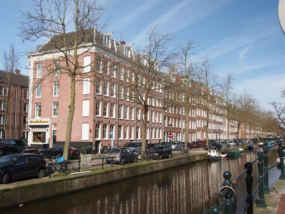 Westerkade, Amsterdam