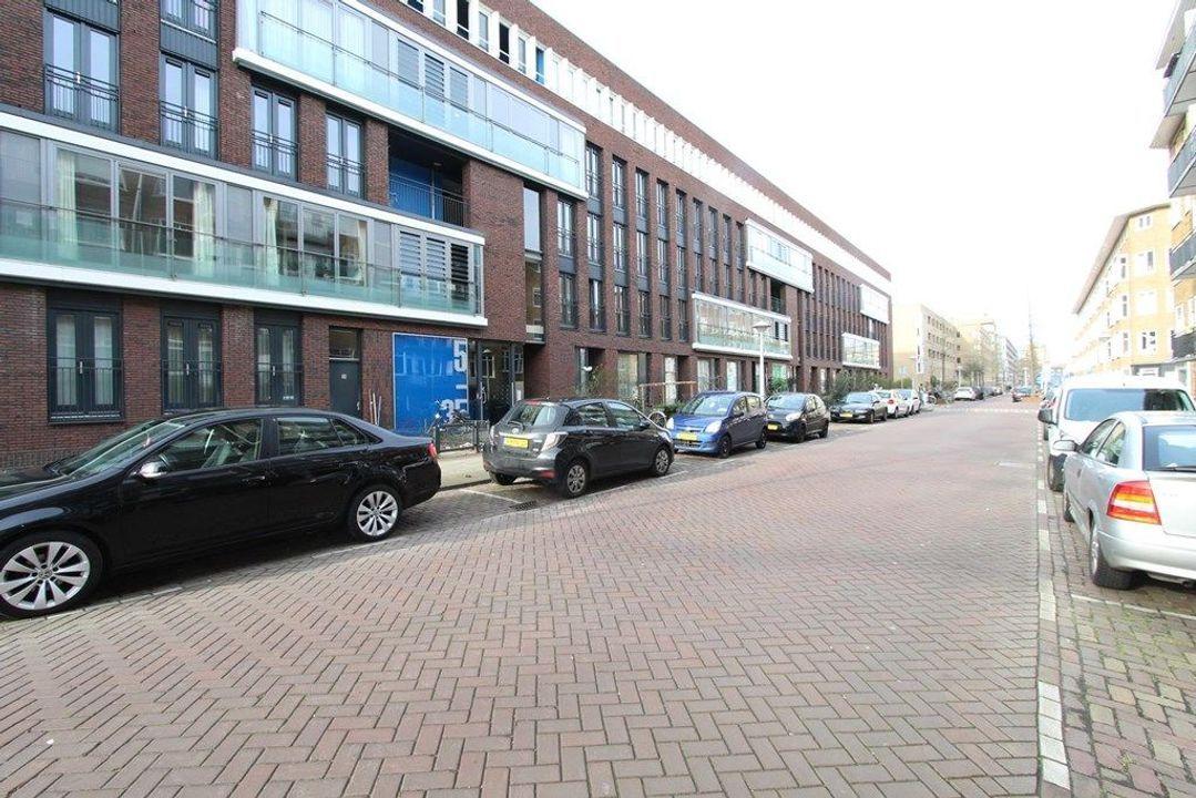 Elckerlijcstraat, Amsterdam