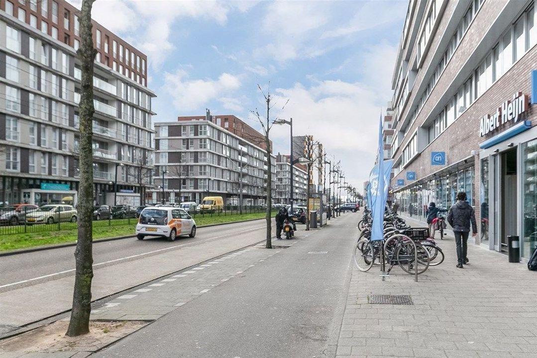Pieter Calandlaan, Amsterdam