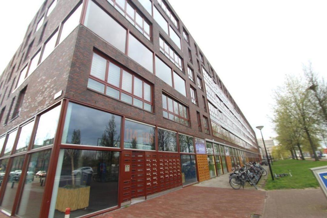 Panamalaan, Amsterdam