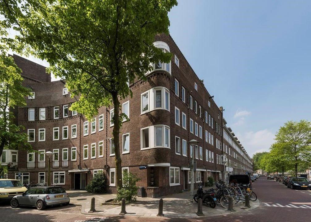 Crynssenstraat, Amsterdam