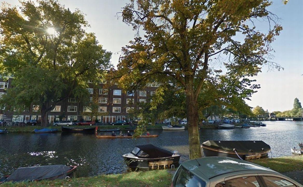 Amstelkade, Amsterdam