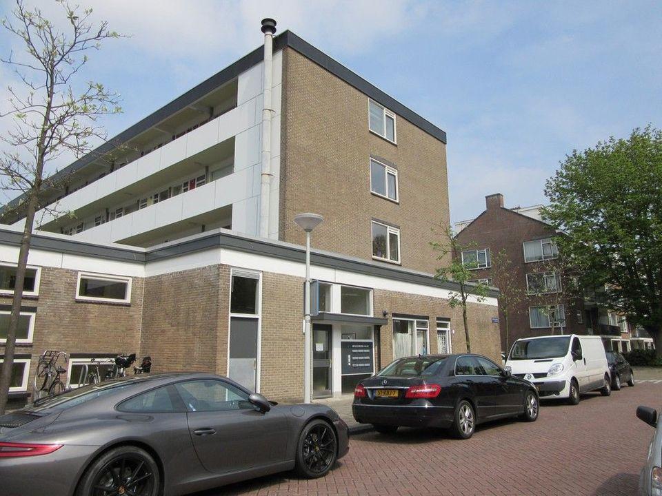 Merckenburg, Amsterdam