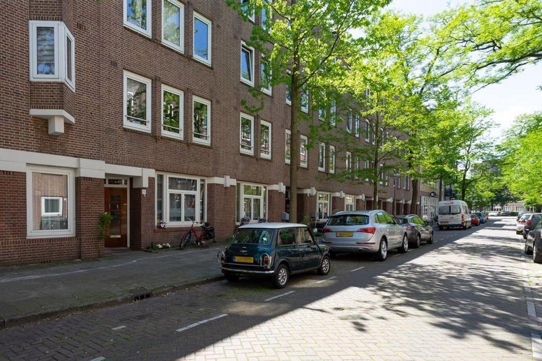 Oude-Ijselstraat, Amsterdam