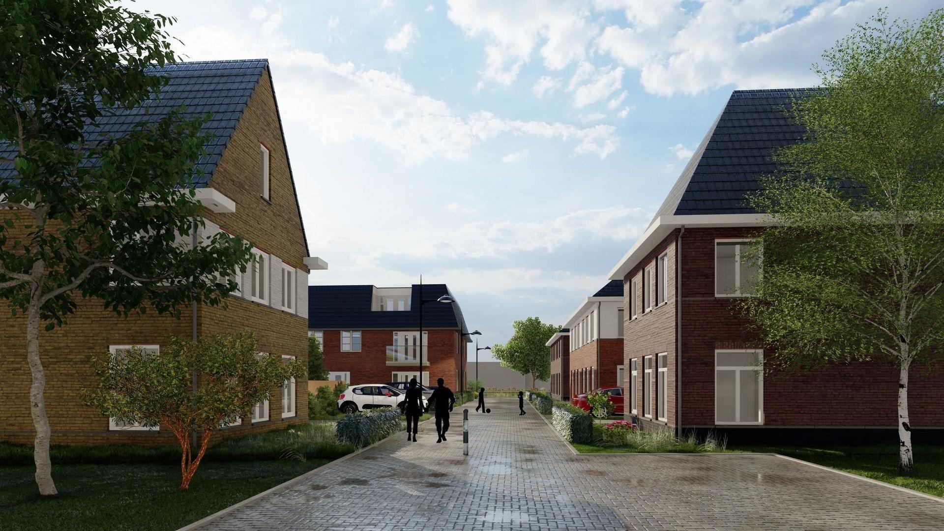 Ada van Holland Hofje, Hazerswoude-Dorp