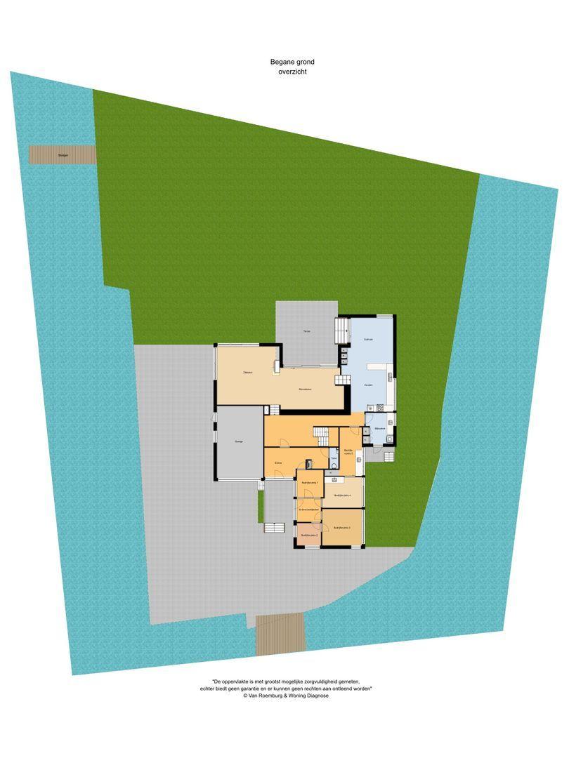 Dorpsstraat 84, Nieuwkoop plattegrond-28