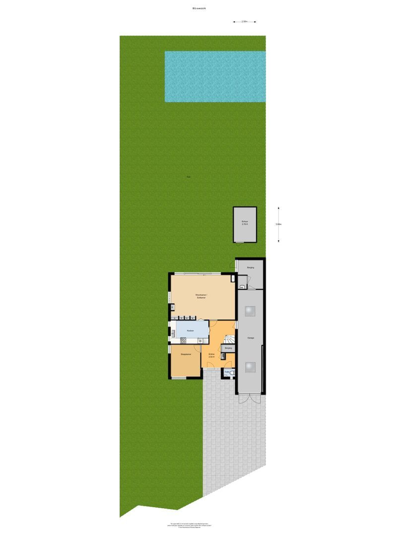 Zuideinde 38 a, Nieuwkoop plattegrond-30