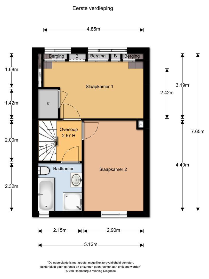Mollerit 15, Nieuwveen plattegrond-13