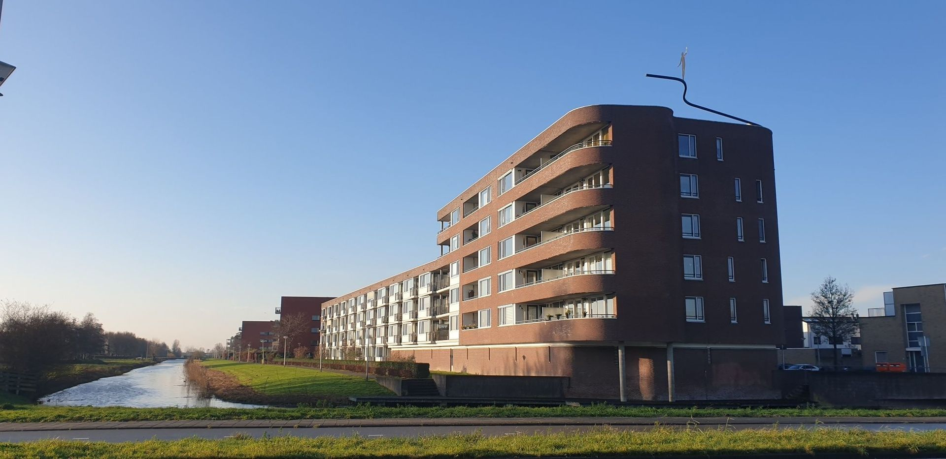 Polderpeil 538, Alphen Aan Den Rijn foto-4 blur