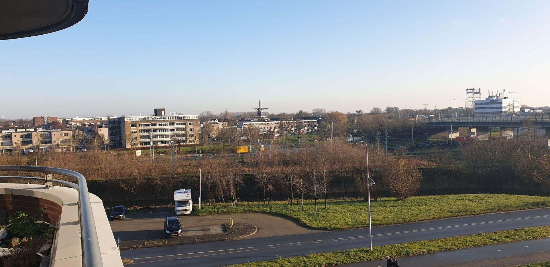 Polderpeil 538, Alphen Aan Den Rijn foto-6 blur