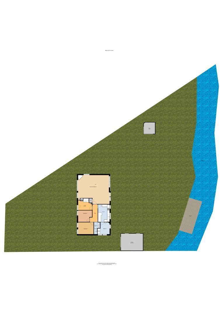 Oostkanaalkade 10, Ter Aar plattegrond-36