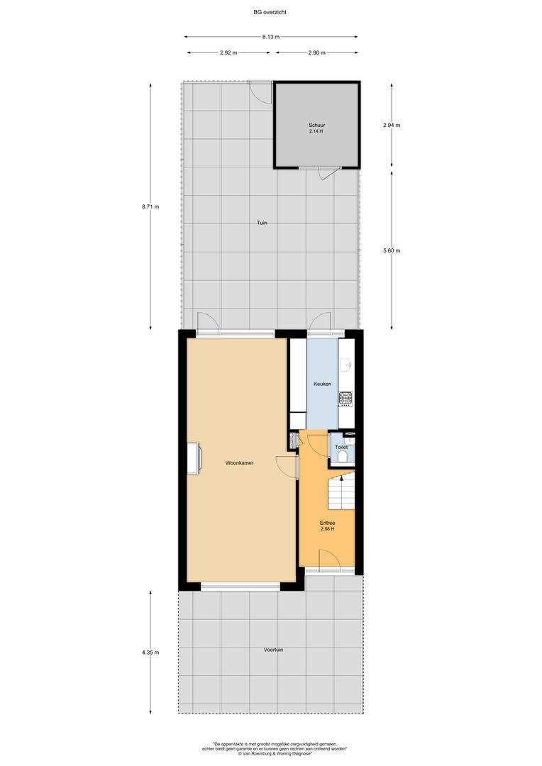 Kennedylaan 90, Nieuwkoop plattegrond-16