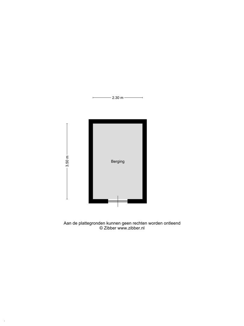 Volkerak 81, Alphen Aan Den Rijn plattegrond-17
