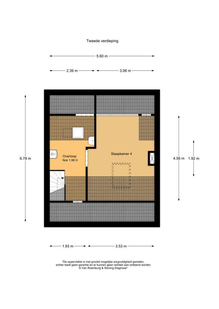 Wilhelminalaan 30, Nieuwkoop plattegrond-14