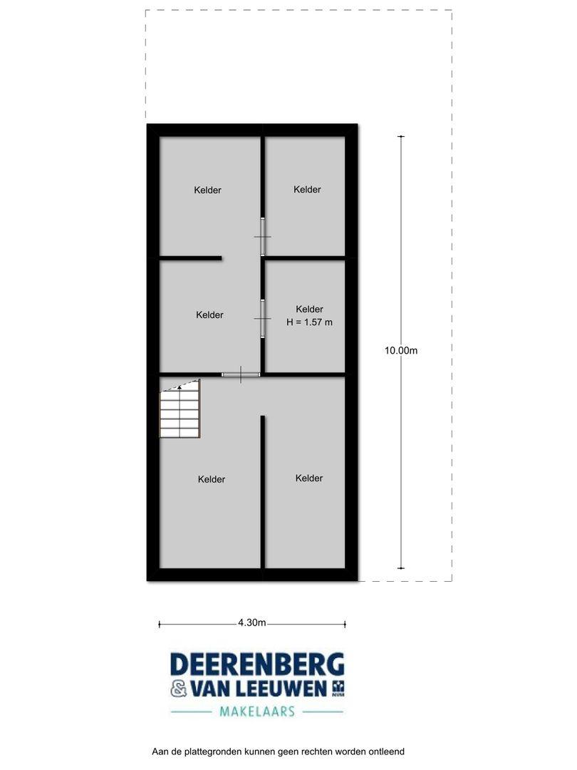 Wilhelminalaan 73, Alphen Aan Den Rijn plattegrond-26