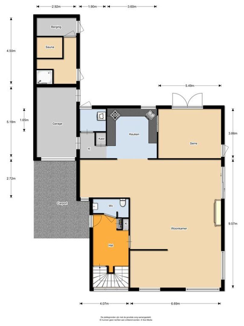 Jongkindt Coninckstraat 90, Alphen Aan Den Rijn plattegrond-18