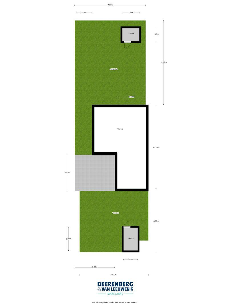 Iepstraat 1, Alphen Aan Den Rijn plattegrond-15