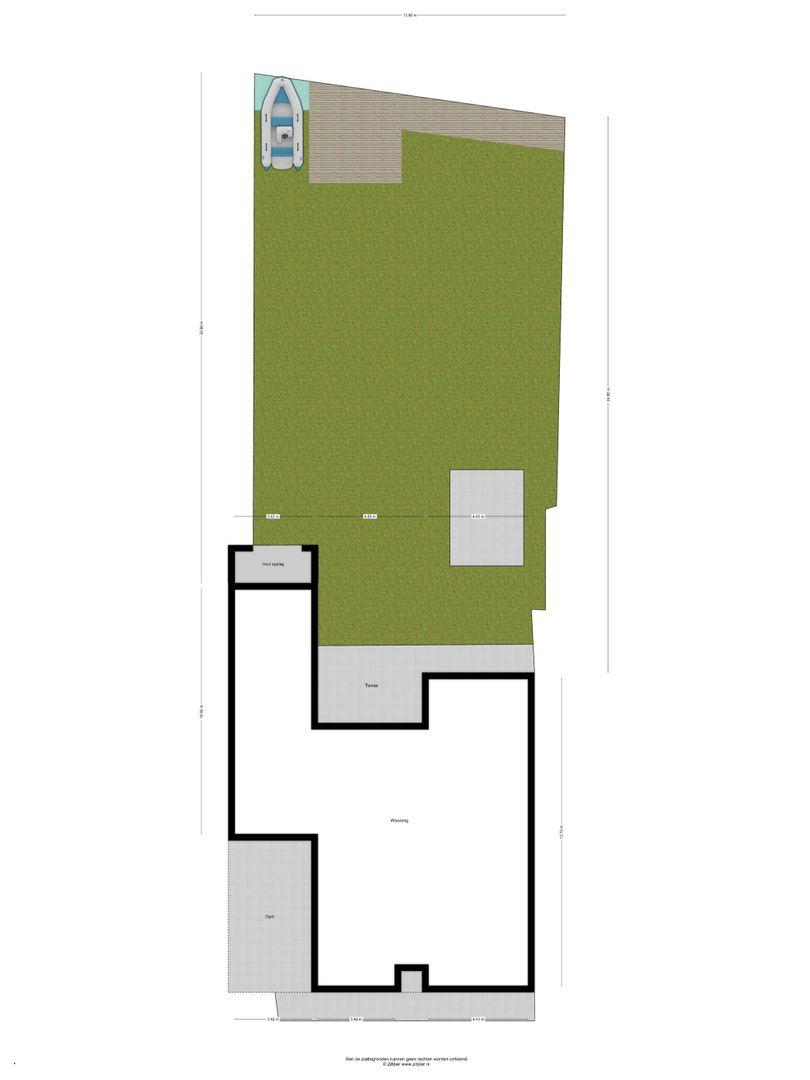 Raadhuisstraat 79, Alphen Aan Den Rijn plattegrond-34