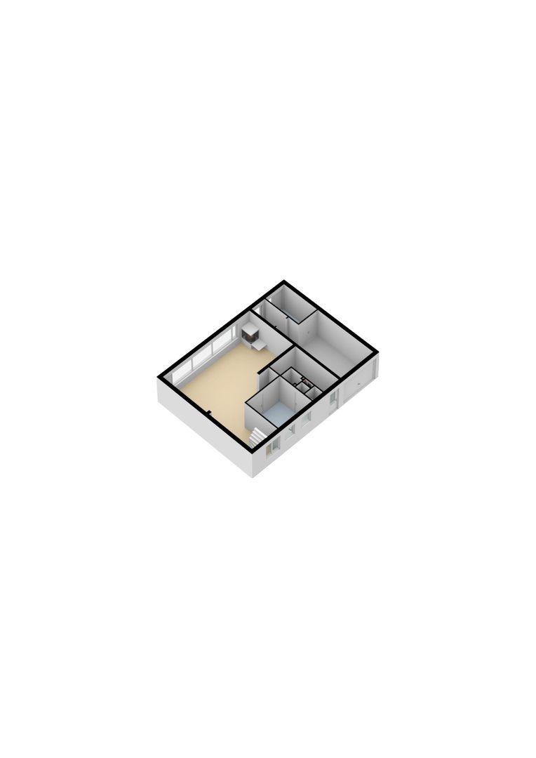 Molenstraat 35, Ter Aar plattegrond-25