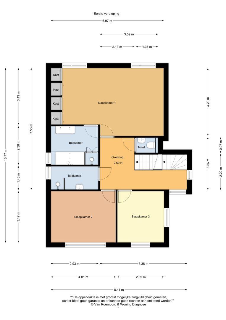 Rietzanger 3, Koudekerk Aan Den Rijn plattegrond-23