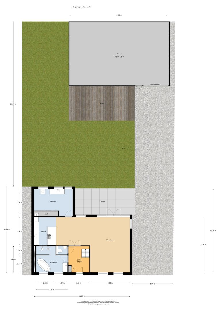 W.P. Speelmanweg 39, Nieuwveen plattegrond-26