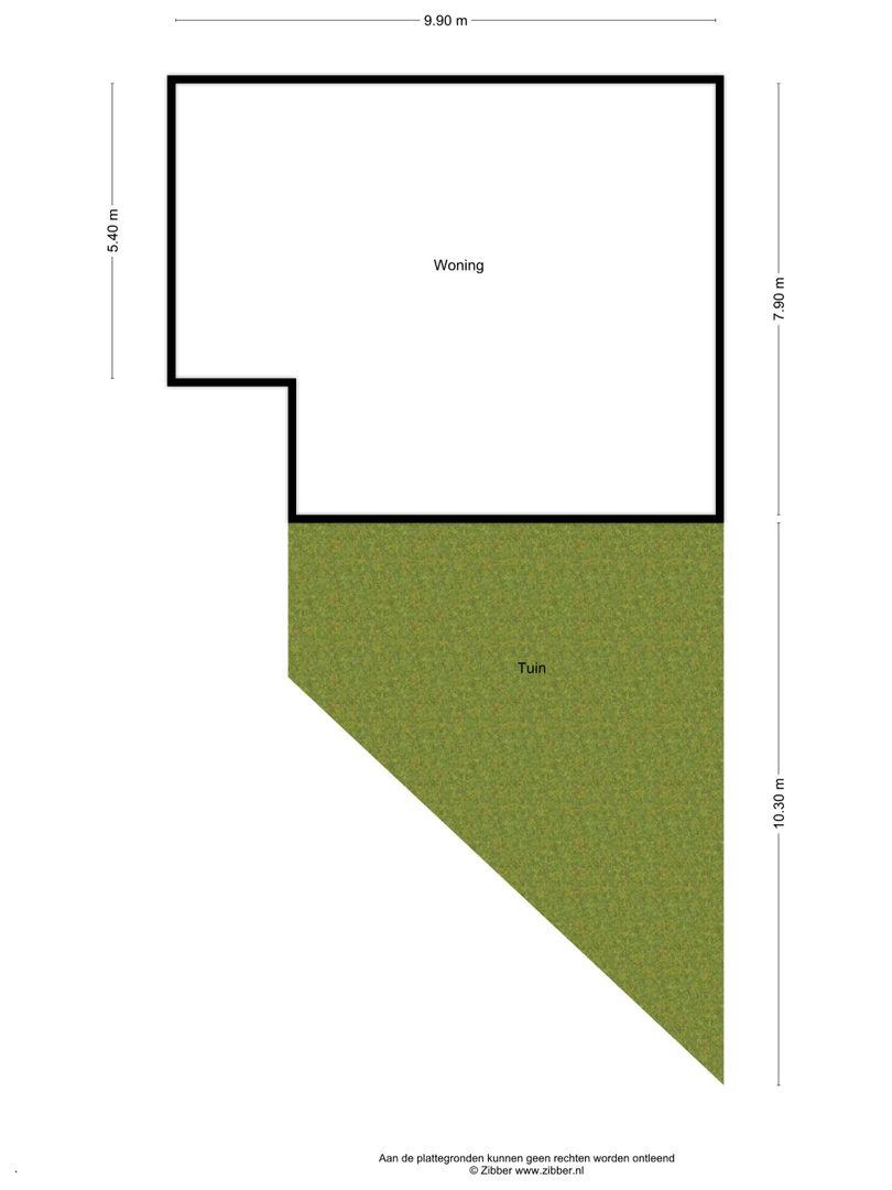 Gravenstraat 87, Alphen Aan Den Rijn plattegrond-15