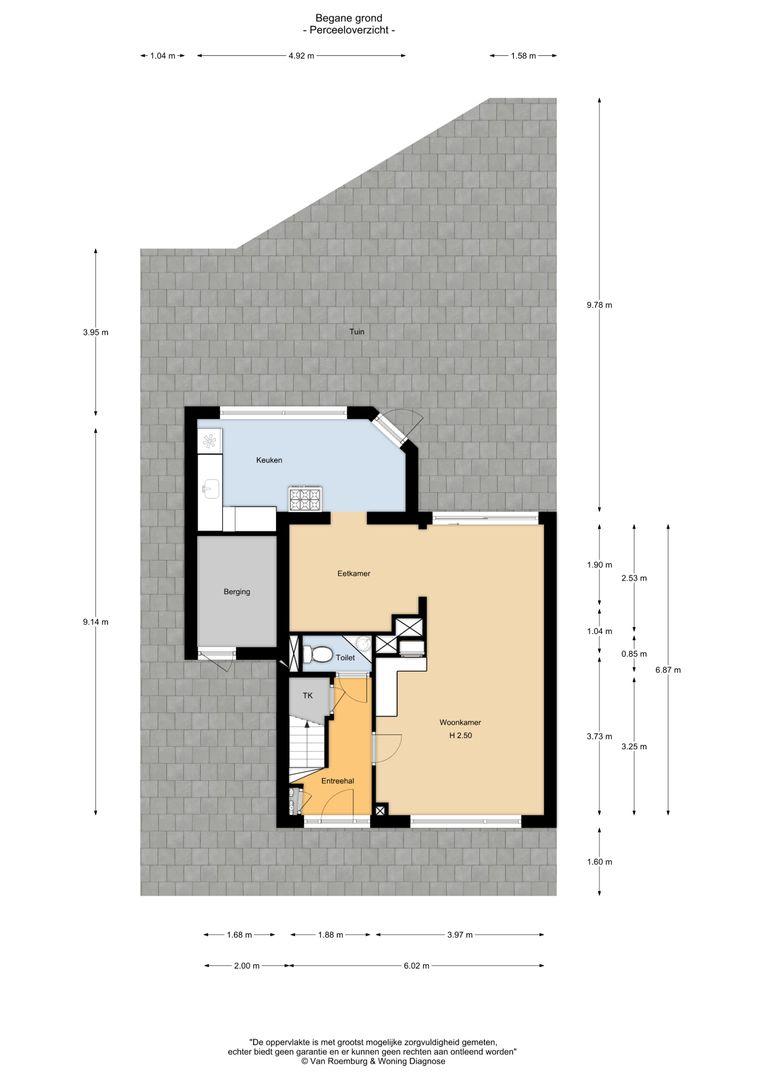 Sperwerstraat 4, Nieuwkoop plattegrond-22