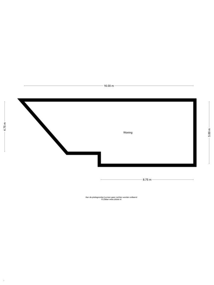Vestastraat 47, Alphen Aan Den Rijn plattegrond-15