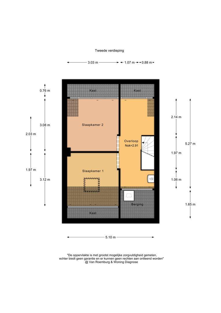 De Zeelt 4, Nieuwkoop plattegrond-17