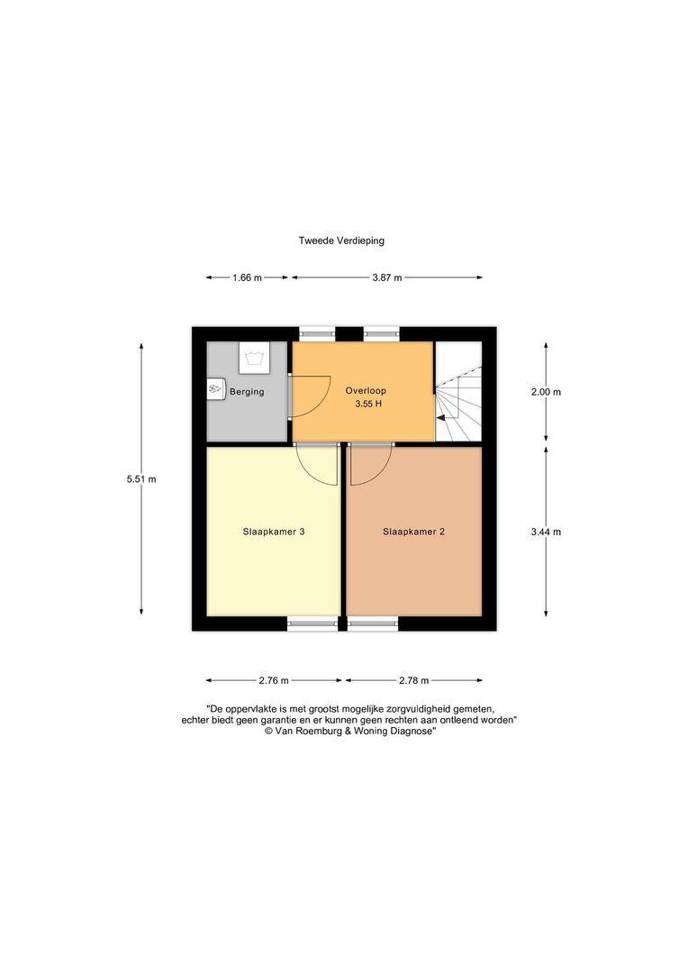 Aalscholverlaan 1, Ter Aar plattegrond-17