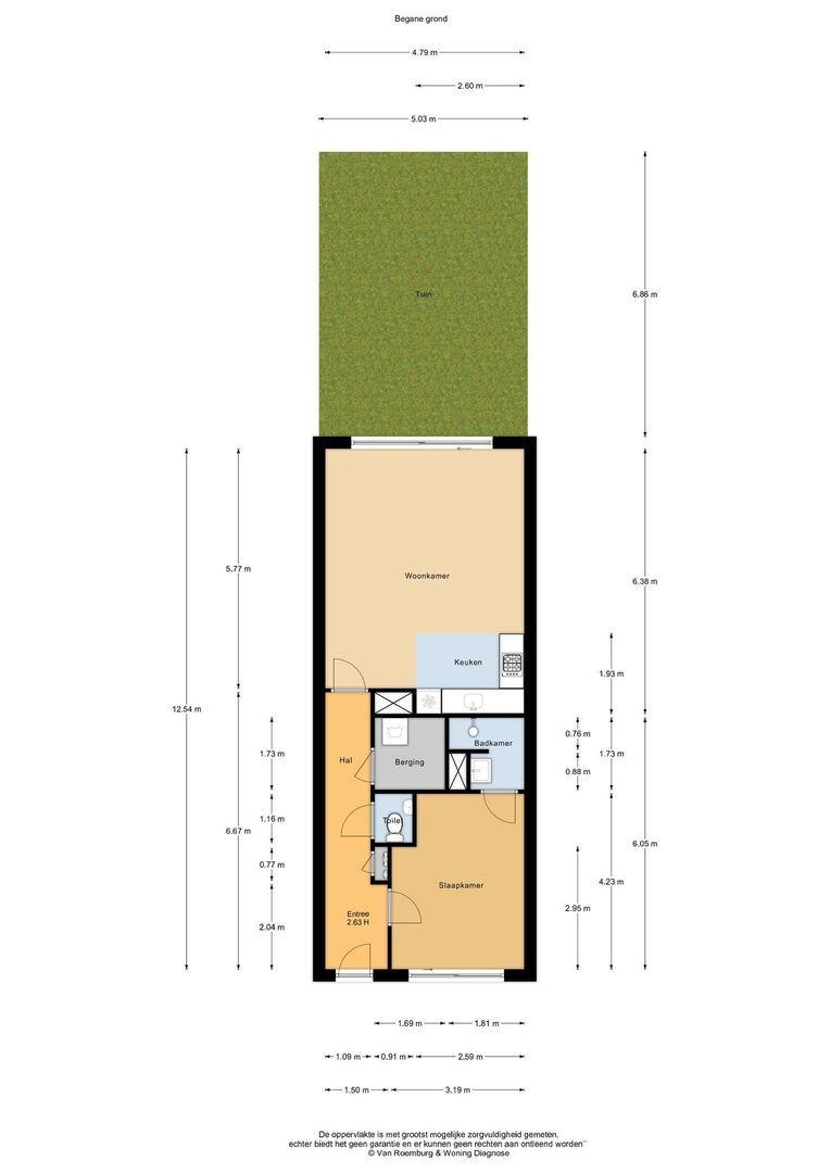 Vijverhof 73, Nieuwkoop plattegrond-18