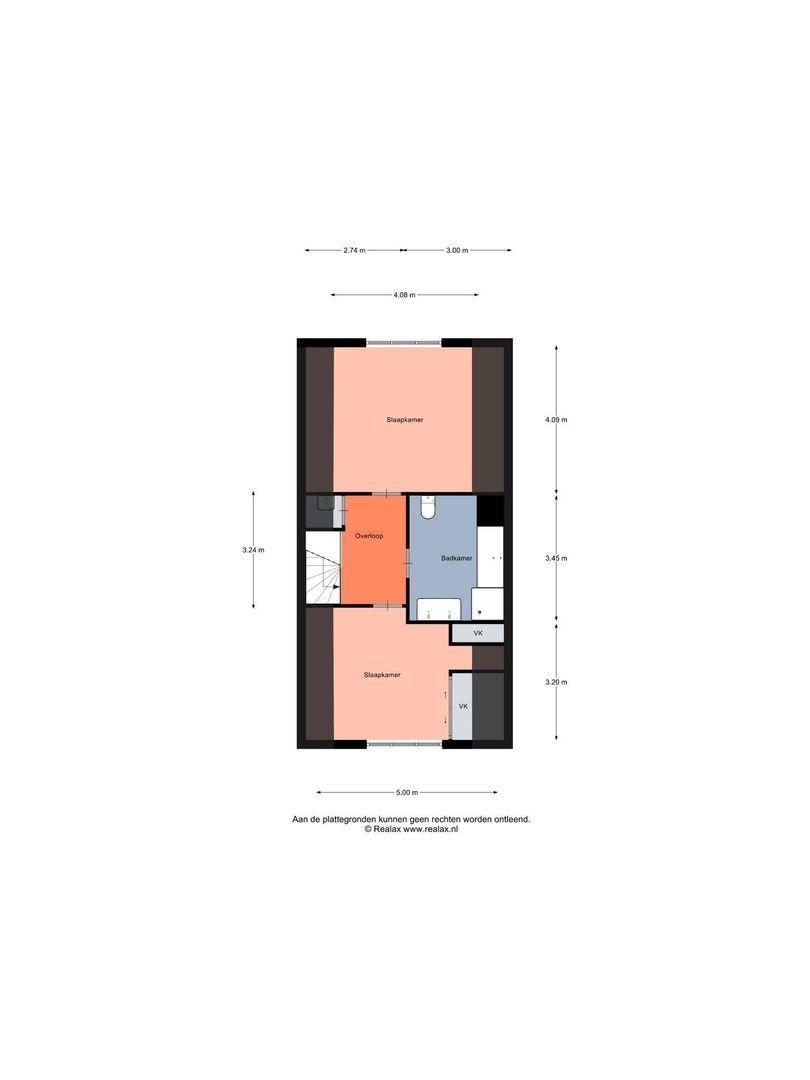 Reghthuysplein 5 G, Nieuwkoop plattegrond-23