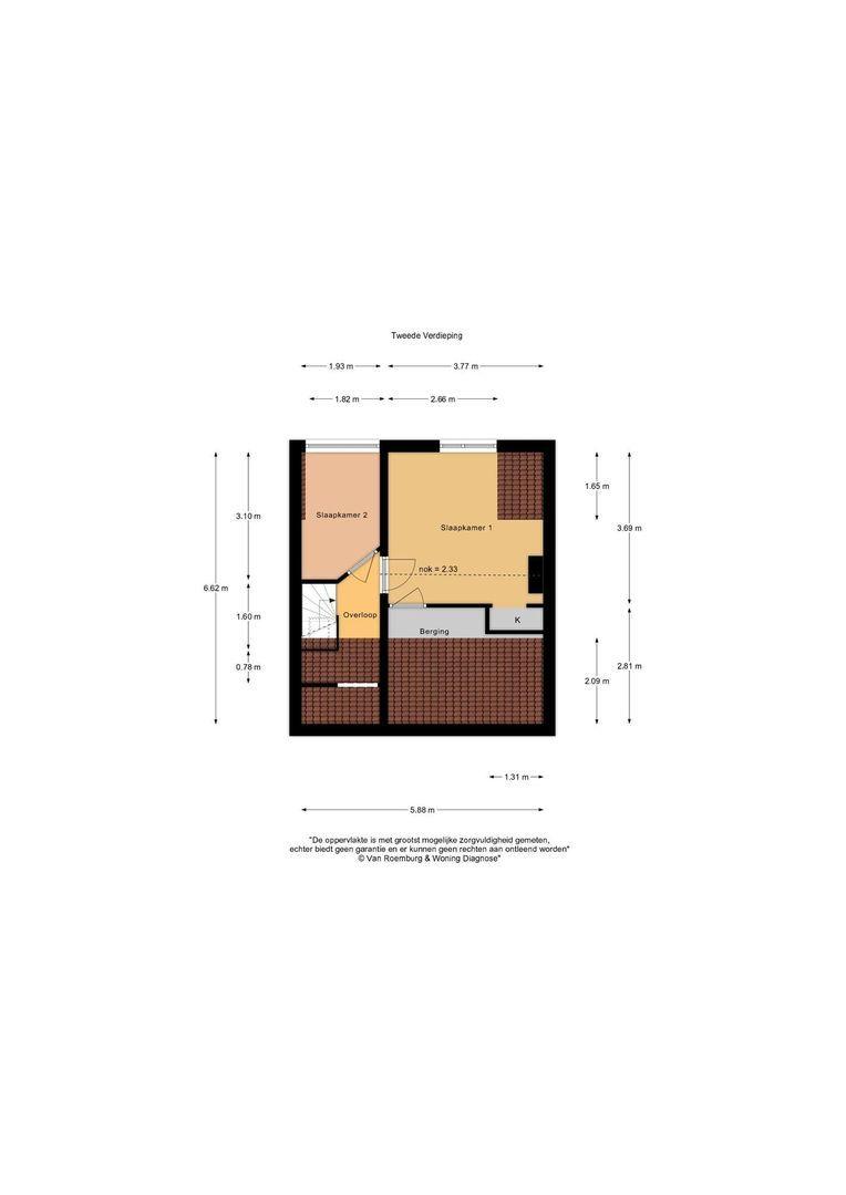 G. van Dijkstraat 8, Ter Aar plattegrond-17