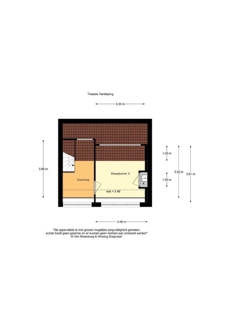 Anna van Saksenstraat 21, Alphen Aan Den Rijn plattegrond-15