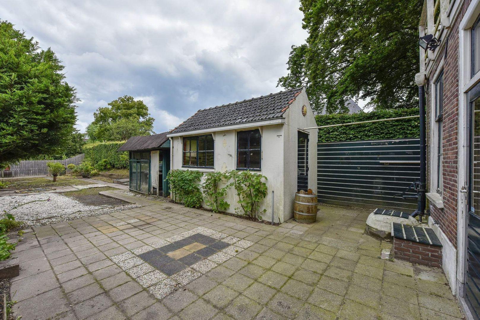 Oudshoornseweg 98, Alphen Aan Den Rijn foto-12 blur