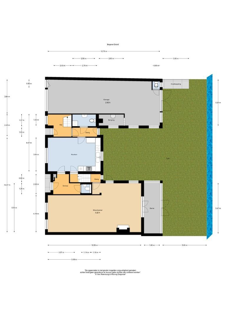 Hoogewaard 8, Koudekerk Aan Den Rijn plattegrond-33