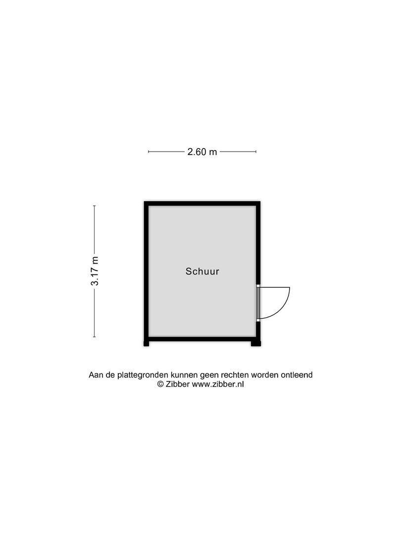 Ambonstraat 6, Alphen Aan Den Rijn plattegrond-22